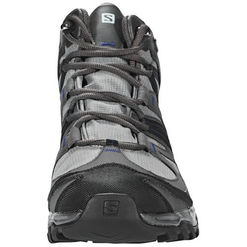 Salomon Mudstone Mid 2 GTX - Chaussures Homme - gris sur campz.fr !